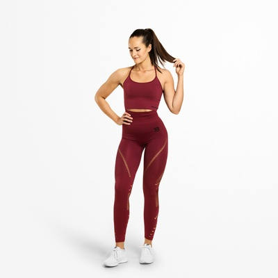 Product photo of Waverly Leggings, Sangria Red