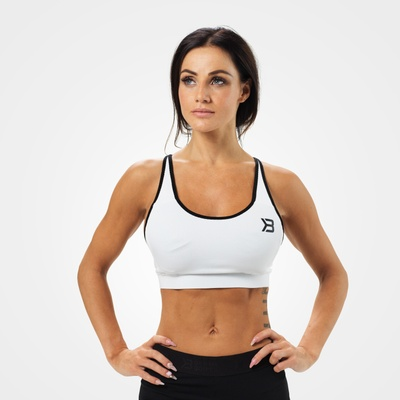 Product photo of Sports bra, White