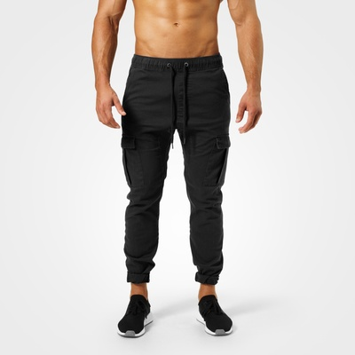 Product photo of Harlem Cargo Pants, Wash Black