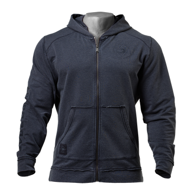 Product photo of Annex zip hood, Dark navy