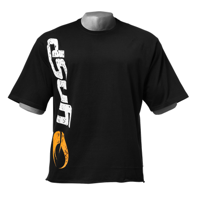 Product photo of GASP Iron Tee, Black