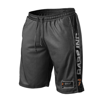 Product photo of No1 mesh shorts, Black