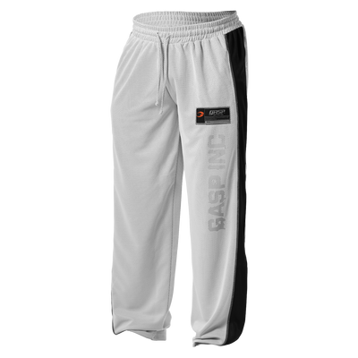 Product photo of No1 mesh pant, white/black