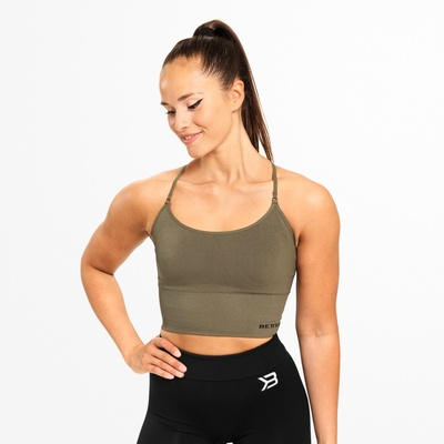 Product photo of Astoria seamless bra, Wash Green
