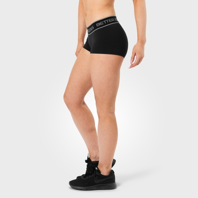 Product photo of Fitness hotpant, Black