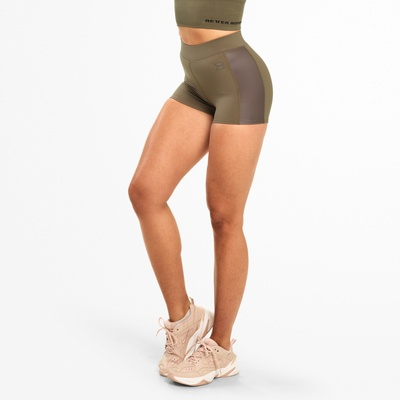 Product photo of Chrystie Hotpants, Wash Green