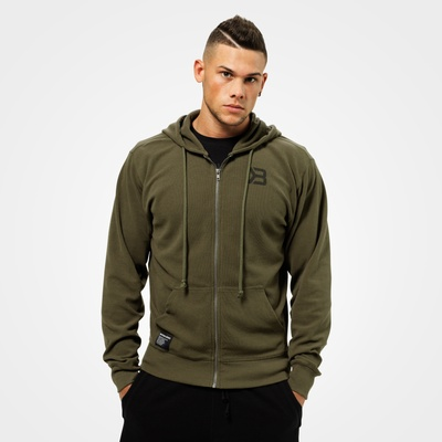 Product photo of Stanton Zip Hood,  Khaki Green