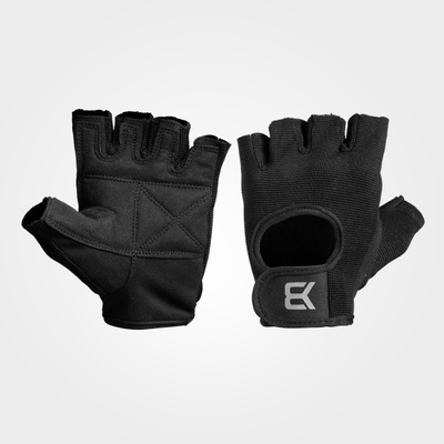 Product photo of Basic gym gloves, Black