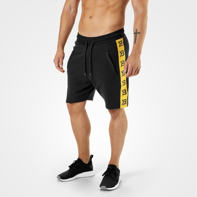 Product photo of Stanton Sweat Shorts, Wash Black