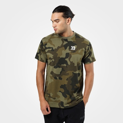 Product photo of Harlem oversize tee, Military camo