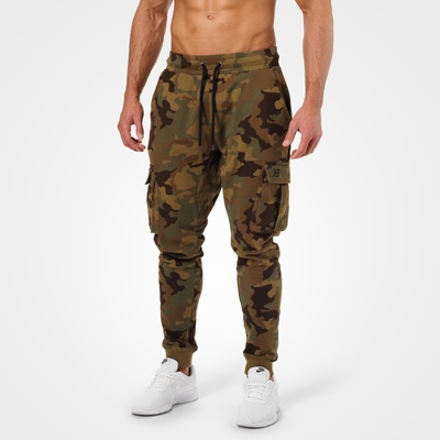 Product photo of Bronx Cargo Sweatpant, Military Camo