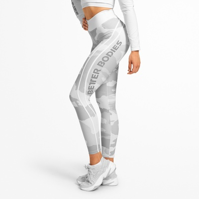 Product photo of Camo high tights, White camo