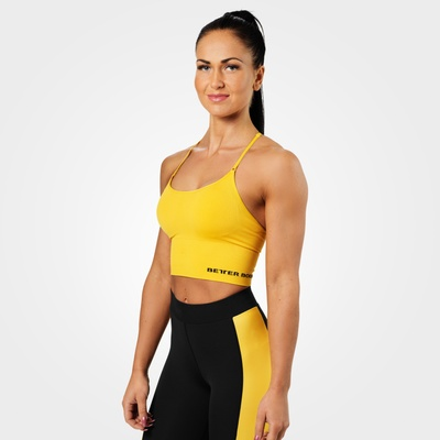 Product photo of Astoria Seamless Bra, Yellow