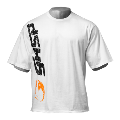 Product photo of GASP Iron Tee, White