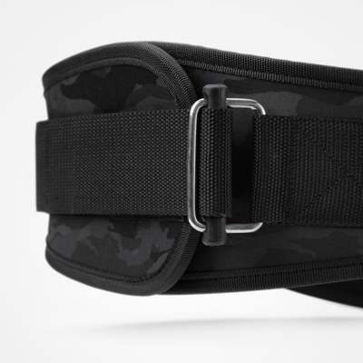 Product photo of Camo gym belt, Dark camo