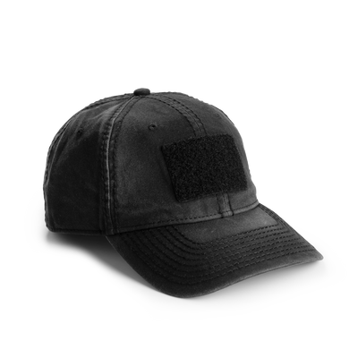 Product photo of Utility cap Wash black