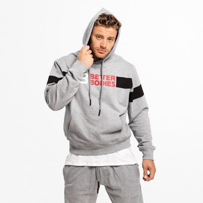Product photo of Tribeca Pullover, Grey Melange