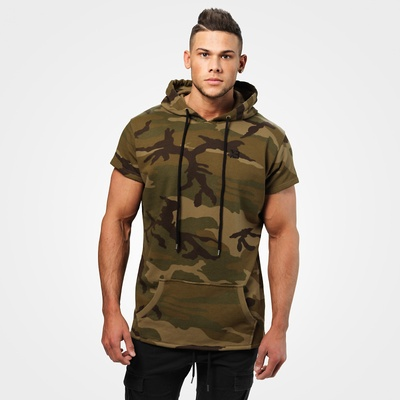 Product photo of Bronx T-shirt Hoodie, Military Camo
