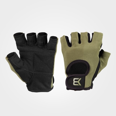 Product photo of Basic Gym Gloves, Khaki Green