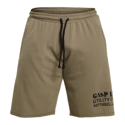 Product photo of Thermal Shorts, Wash Green