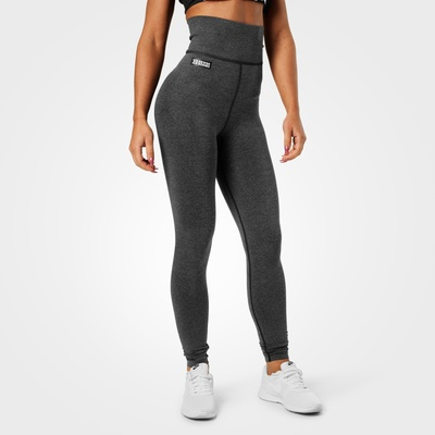 Product photo of Bowery High Leggings, Graphite Melange