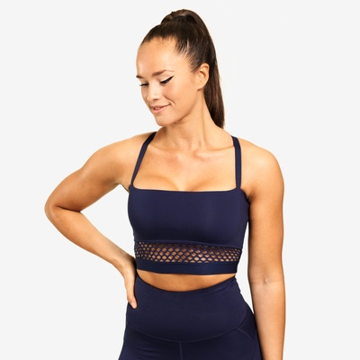 Product photo of Waverly Mesh Bra, Dark Navy