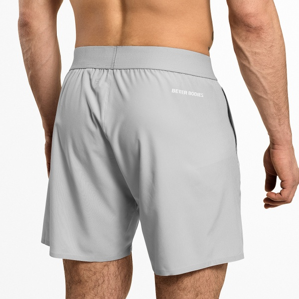 Varick Shorts, Frost Grey