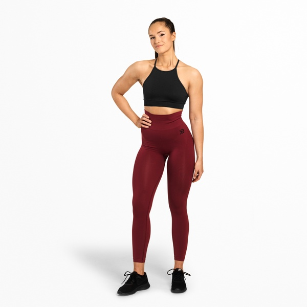 Rockaway Leggings, Sangria Red