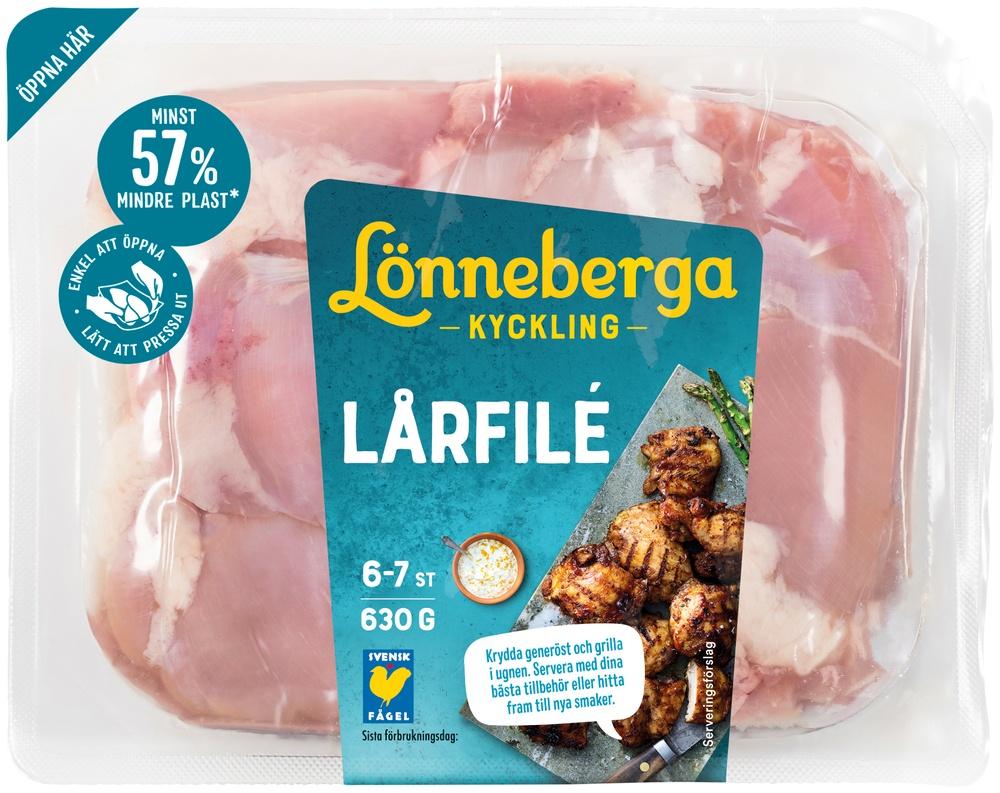 Plastförpacknng Lönneberga Lårfile.