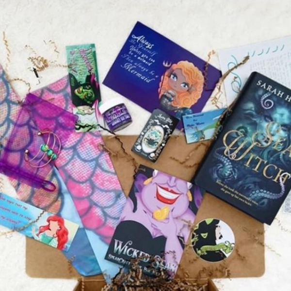 July 2018 Wicked Seas Box    Full Monthly Box Subscription