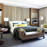 Corinthia London bedroom