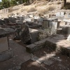 Grave Sites 4, Cemetery, Le Kef (El Kef, الكاف), Tunisia, Chrystie Sherman, 7/21/16