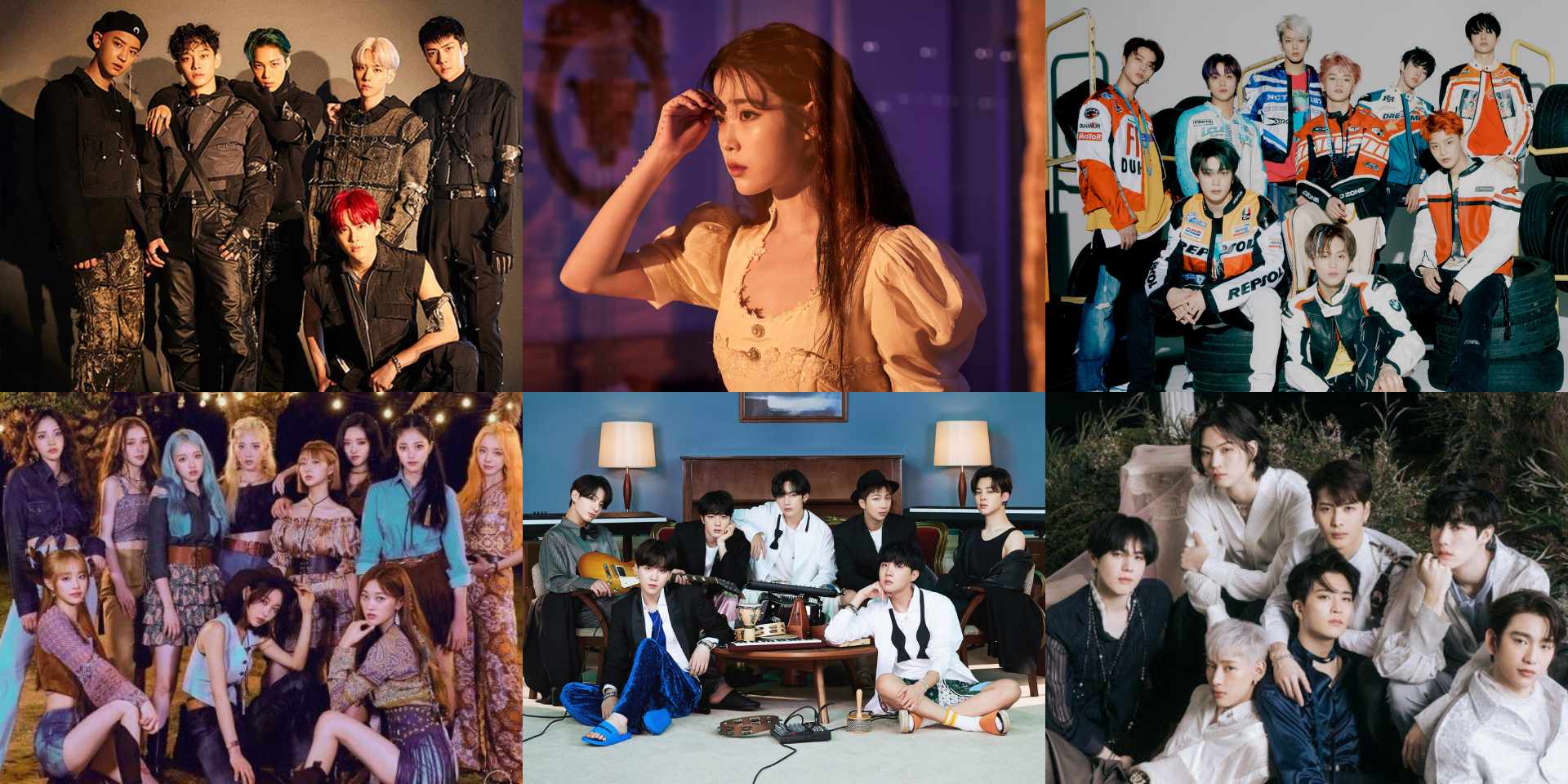 Here are the winners of the 35th Golden Disc Awards - BTS, EXO, GOT7, IU, LOONA, NCT 127, and more
