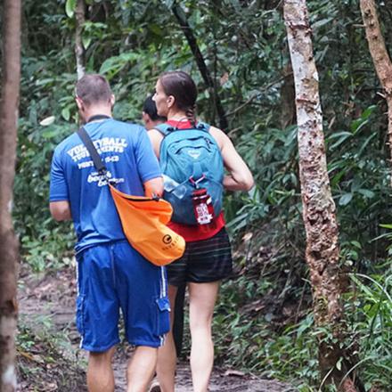 Angkor Biking, Trekking & Kayaking