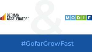 MODIFI Welcomed into German Accelerator Program to Support Launch in the U.S. Image