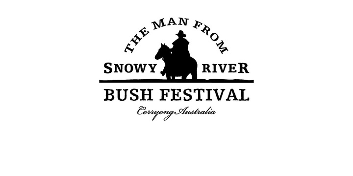 The Man From Snowy River Bush Festival Event Banner