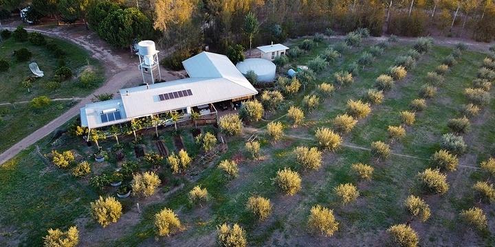 Spring house, garden and farm tour, Murrnong Event Banner
