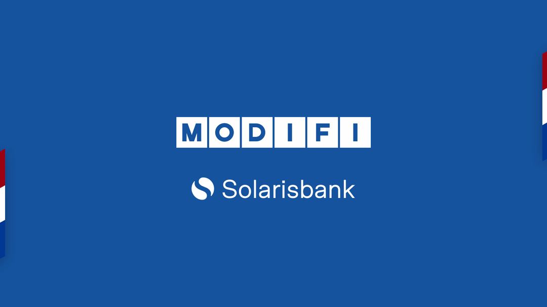 MODIFI Brings Digital Trade Finance Platform for SMEs to the Netherlands in Partnership with Solarisbank Image