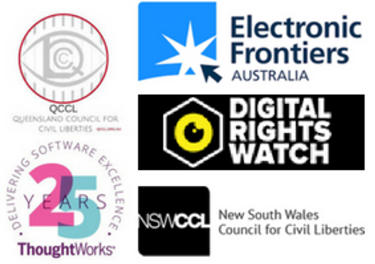 Logos of supporting organisations listed above