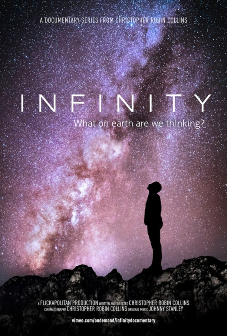 An evening with Infinity @ Husky Pictures Tickets, Mon 25th Feb 7:00 pm -  9:30 pm | Humanitix