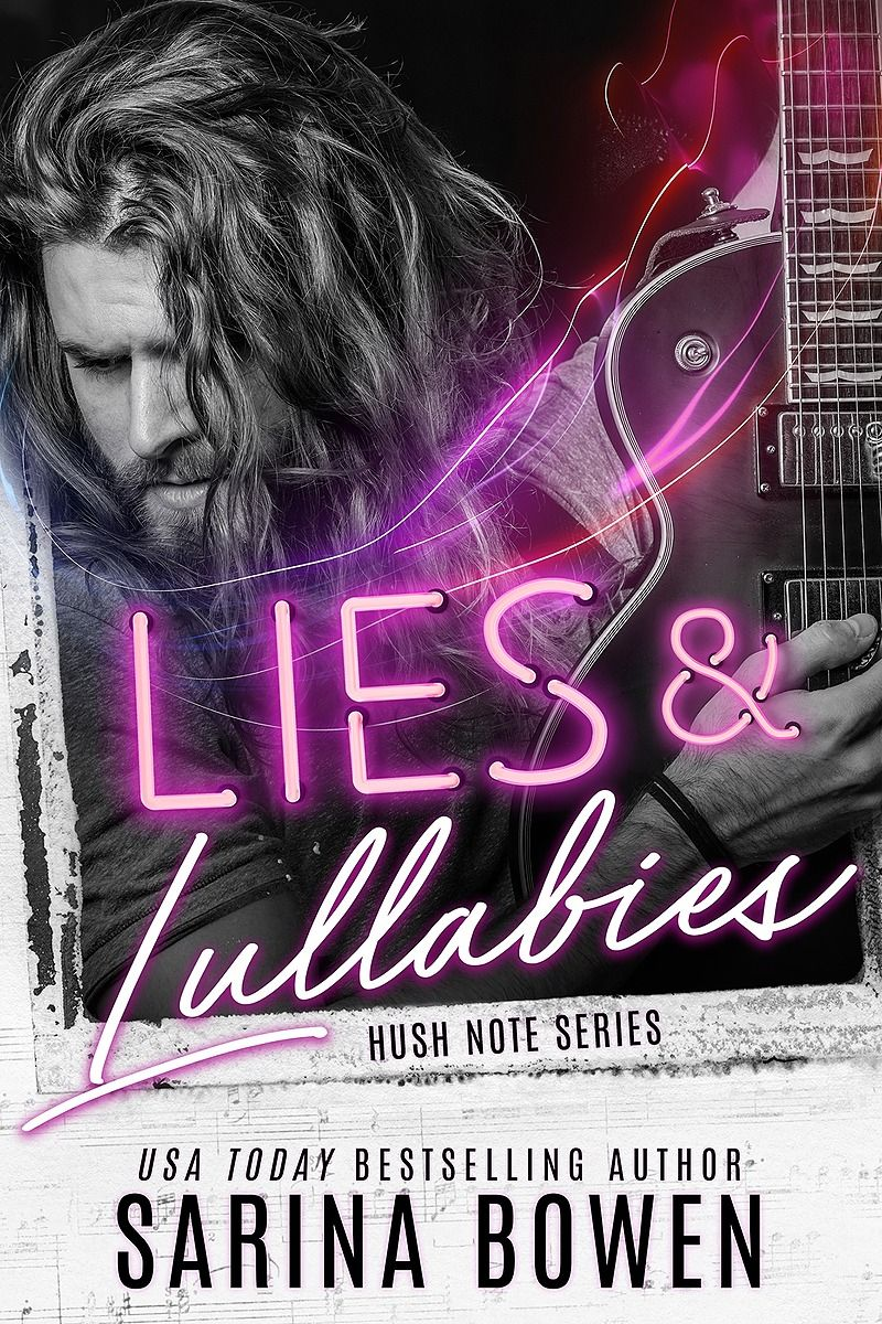 Cover Reveal: Lies & Lullabies by Sarina Bowen