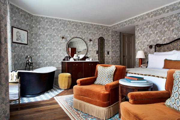 A 'Medium' room