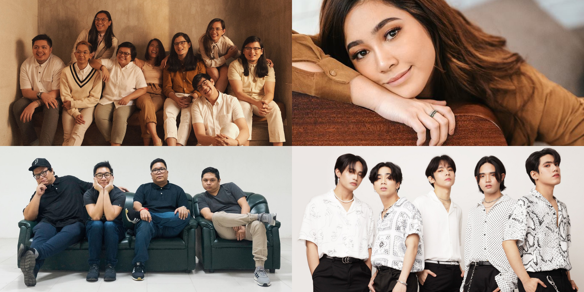 Join Ben&Ben, Moira Dela Torre, SB19, The Itchyworms, and more at 'BYE2020' virtual concert