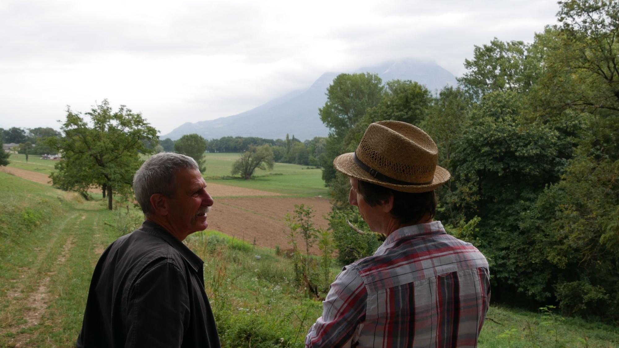 Représentation de la formation : Accompagner les propriétaires fonciers privés pour une gestion patrimoniale éthique