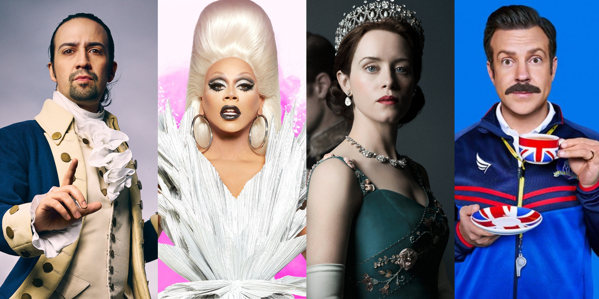 The Crown, RuPaul's Drag Race, Ted Lasso, Hamilton, and more win at the 2021 Emmys