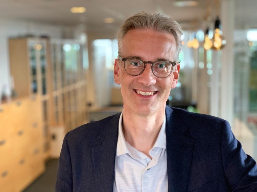 Fredrik Lomäng, Bildupphovsrätts nye VD.