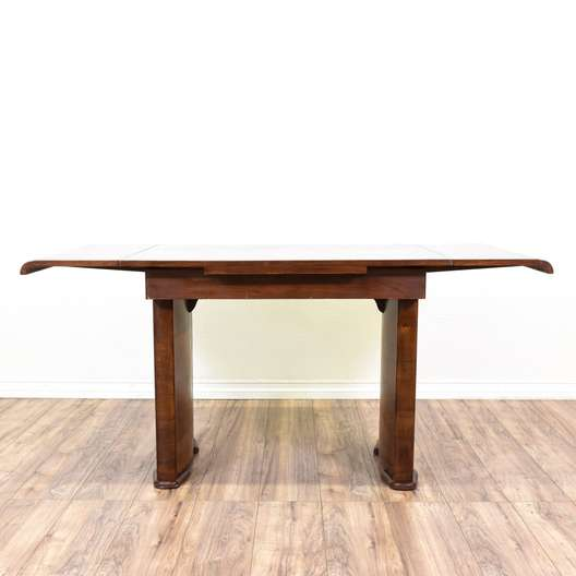 Traditional Desk w/ Extendable Tables