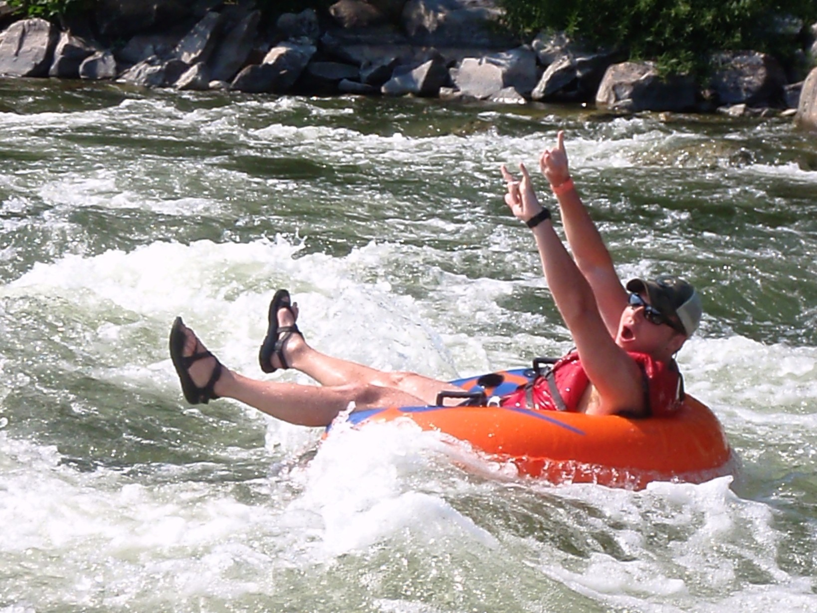 harpers ferry white water tubing