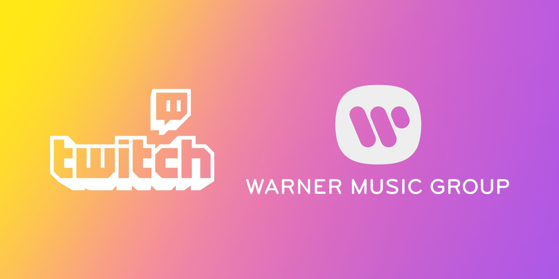 Warner Music Group partners with Twitch for new artist channels and music shows