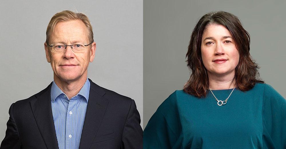 Bankgirot-CFO-Svante-Sjoqvist-och-Komchef-Annica-Strahner